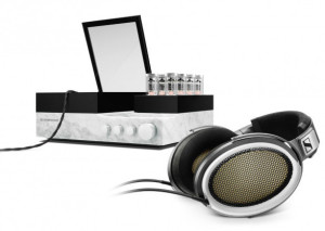 The most expensive headphones in the world, the remodelled Orpheus HE90 by Sennheiser
